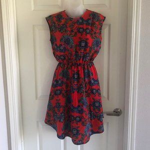 Collective Concepts Katelynn Floral Dress Size S